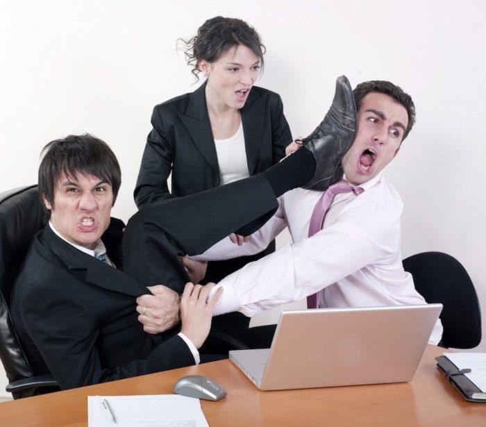 Как описать конфликтные ситуации на английском?